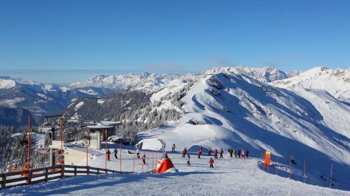 Wintersport Großarl
