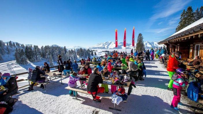 Wintersport Grüsch