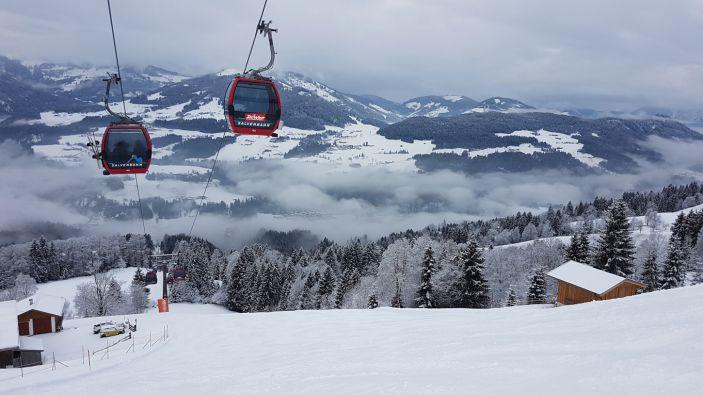 Wintersport Hopfgarten im Brixental