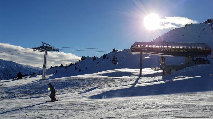 Wintersport in Italië - Schöneben