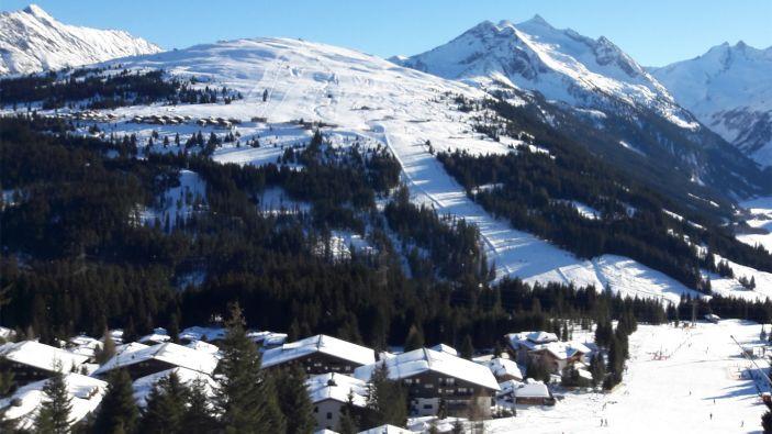 Wintersport Königsleiten