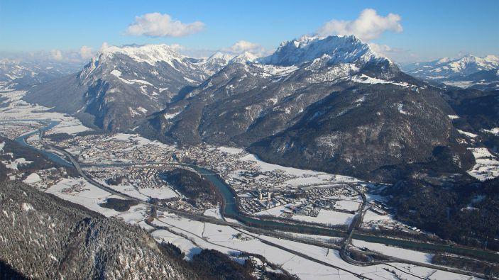Wintersport in Kufstein
