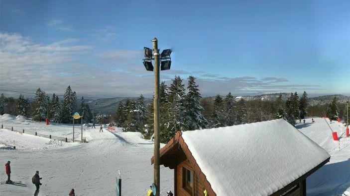 Wintersport skigebied La Bresse Hohneck