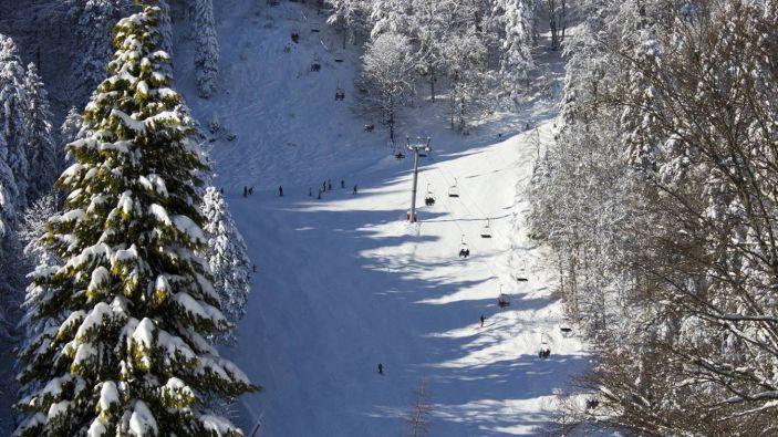 Wintersport La Bruyère
