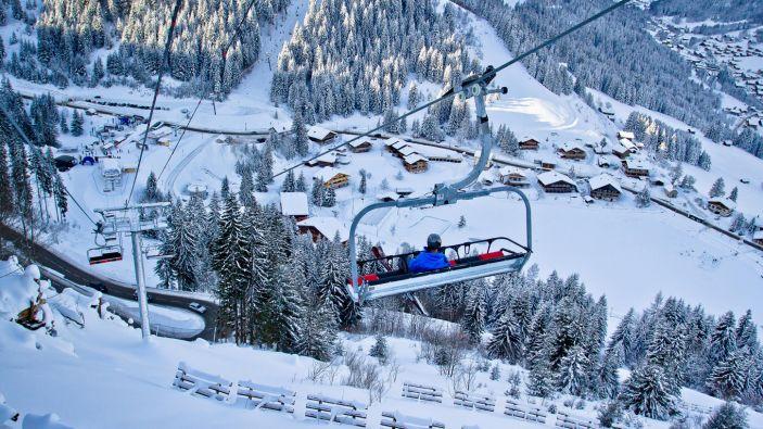 Wintersport La Chapelle d'Abondance