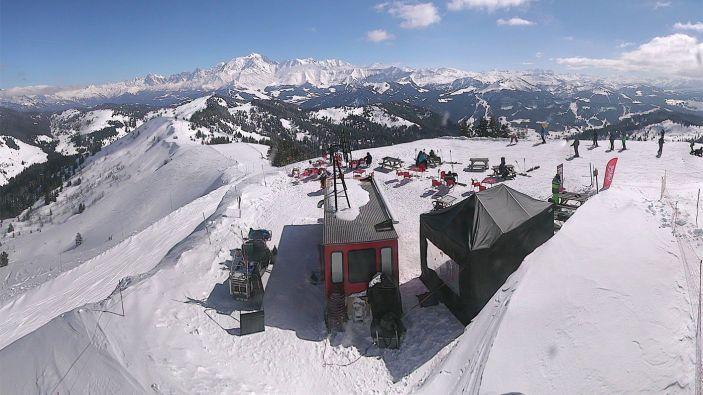 Wintersport La Giettaz