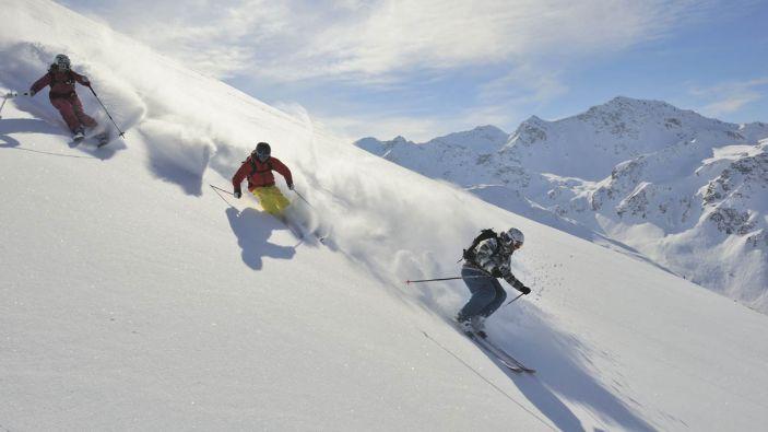 Wintersport Ladis