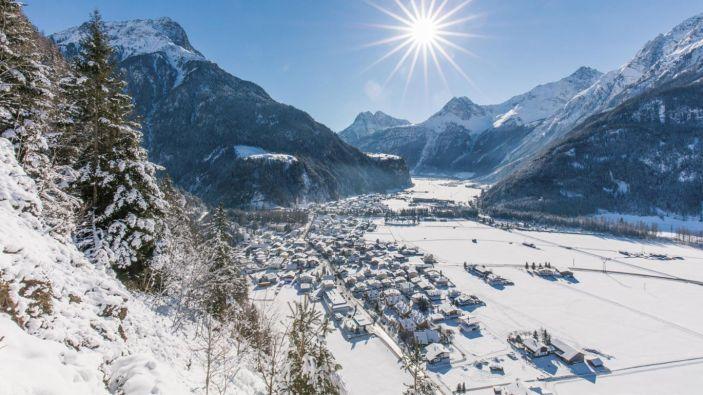 Wintersport Längenfeld