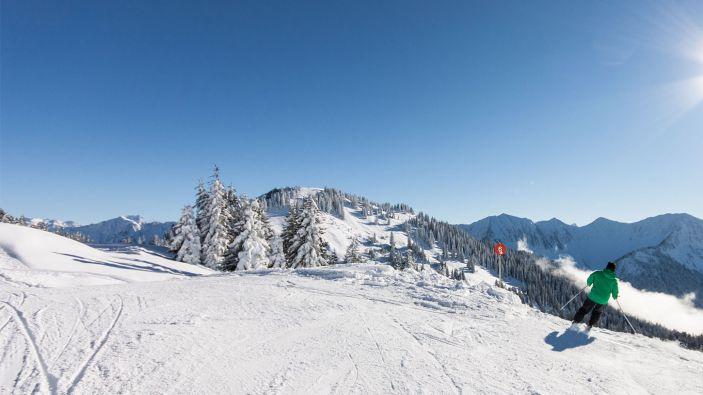 Wintersport skigebied Laterns – Gapfohl