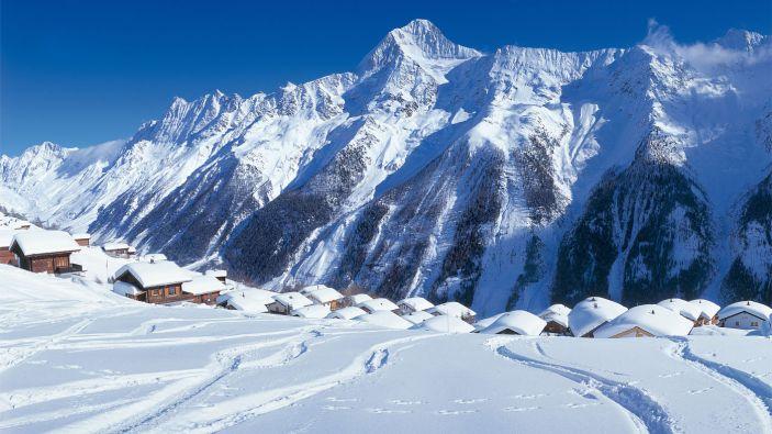 Wintersport Lauchernalp