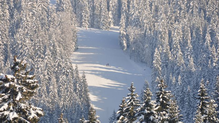 Wintersport Le Brassus