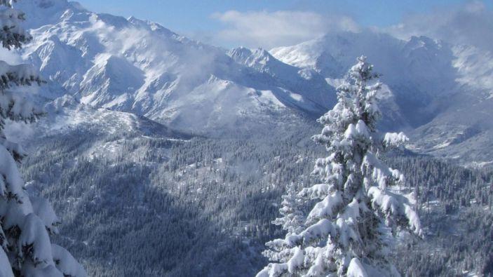 Wintersport skigebied Le Collet d'Allevard