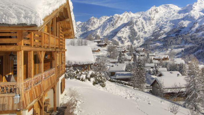 Wintersport Le Grand Bornand Chinaillon