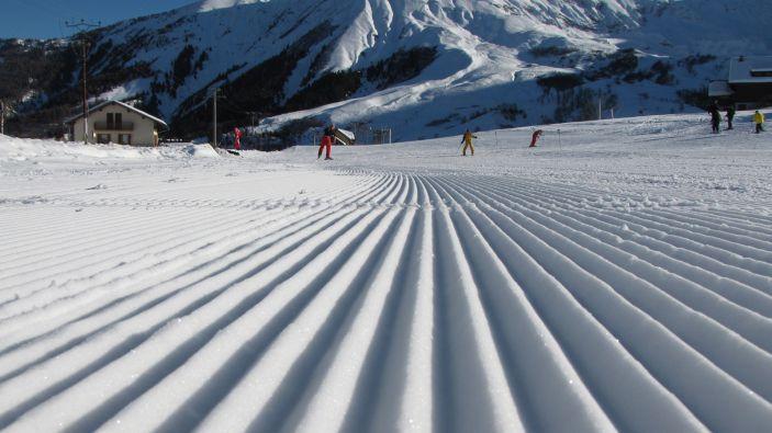 Wintersport Le Mollard