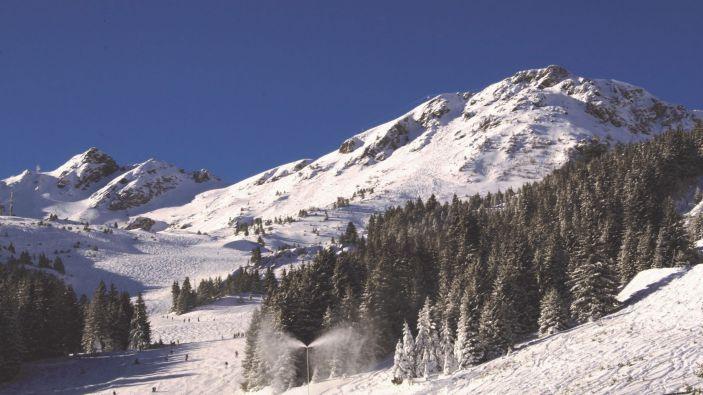 Wintersport Le Pleynet