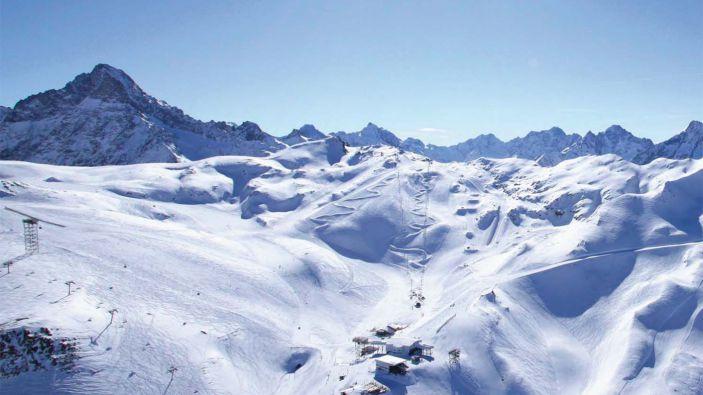 Wintersport Les 2 Alpes