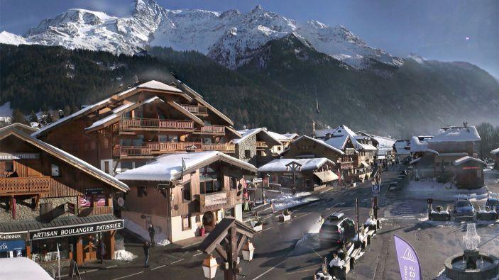 Wintersport Les Contamines Montjoie