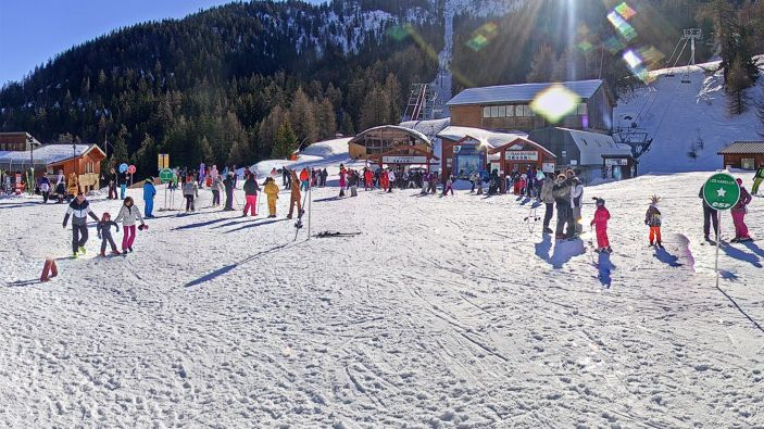 Wintersport Les Karellis