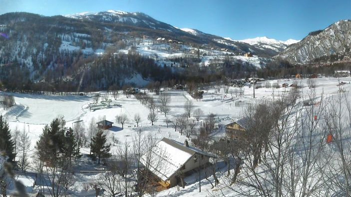 Wintersport Les Seignus d'Allos