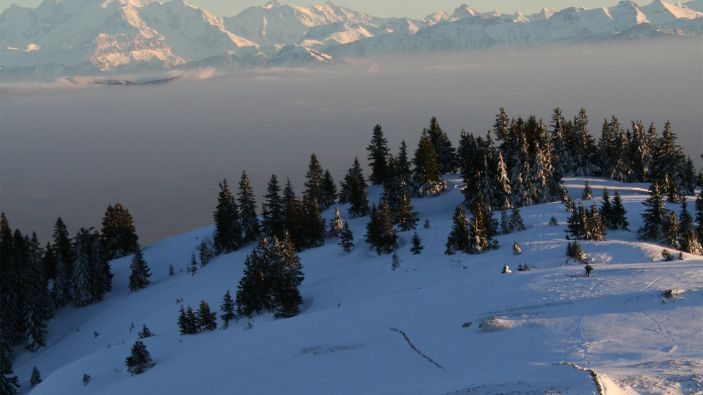 Wintersport Les Tabagnoz