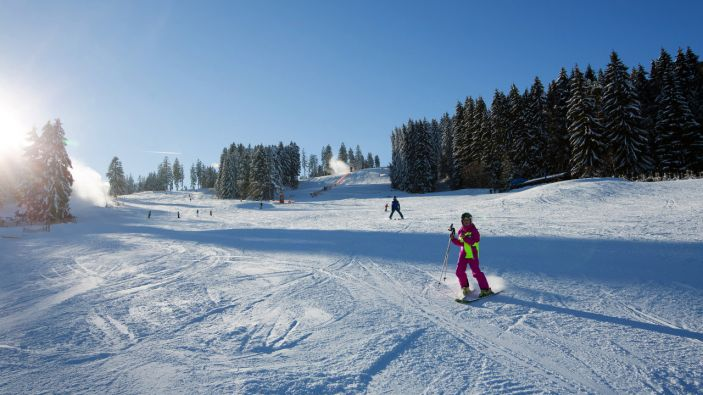 Wintersport Sumava - Lipno Ski Resort