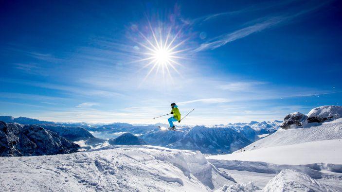 Wintersport skigebied Loser Altaussee