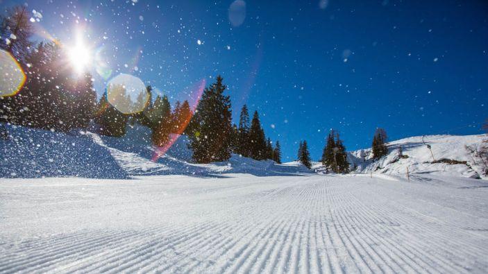 Wintersport Lungötz