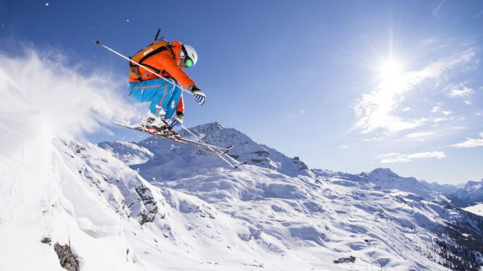 Wintersport Maloja