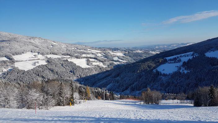 Wintersport skigebied Mönichkirchen–Mariensee