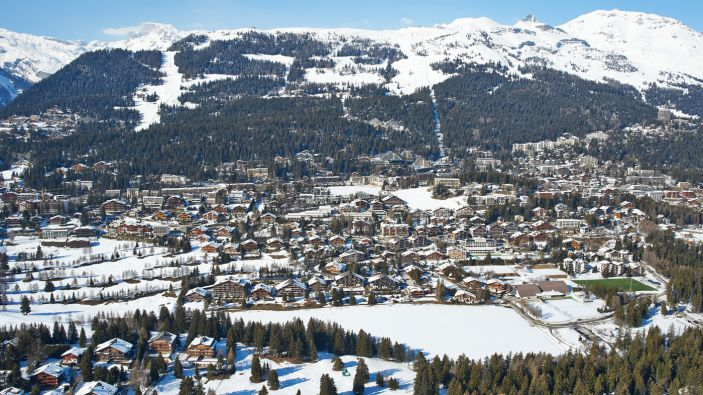 Wintersport Montana