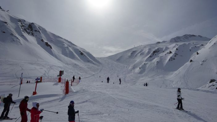 Wintersport Montchavin - Les Coches