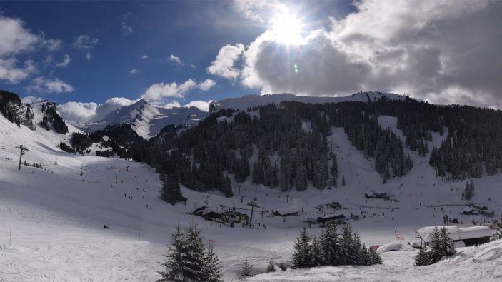 Wintersport Montriond