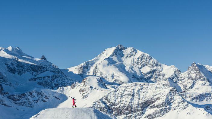 Wintersport Morteratsch