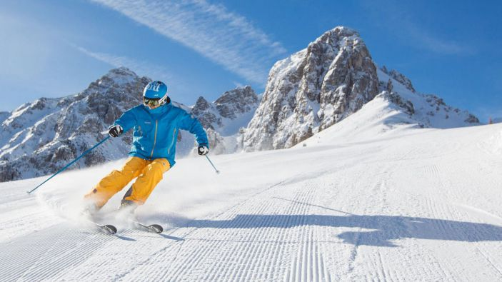 Wintersport Muttereralm
