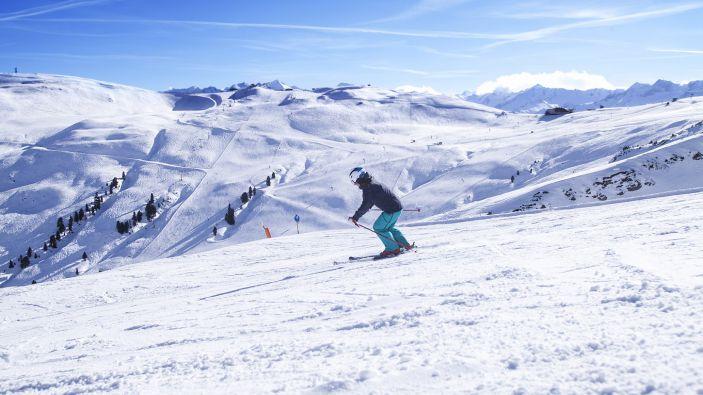 Wintersport skigebied Wildkogel - Neukirchen