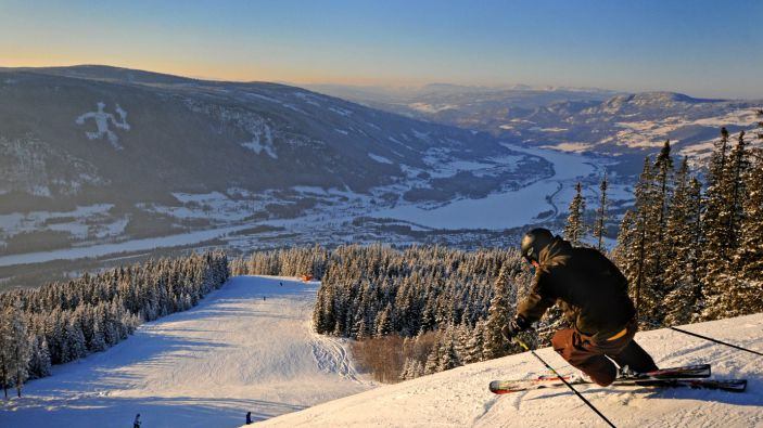 Wintersport Noorwegen - Hafjell Alpinsenter