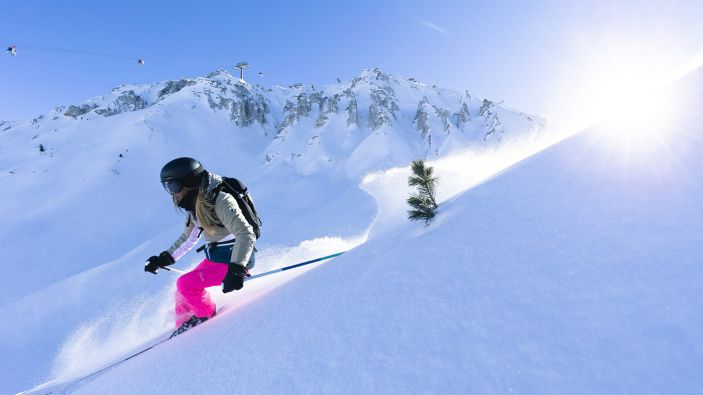 Wintersport Peisey - Nancroix