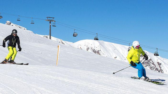 Wintersport Oost-Zwitserland - Pizol