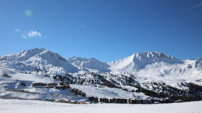 Wintersport Plagne Villages