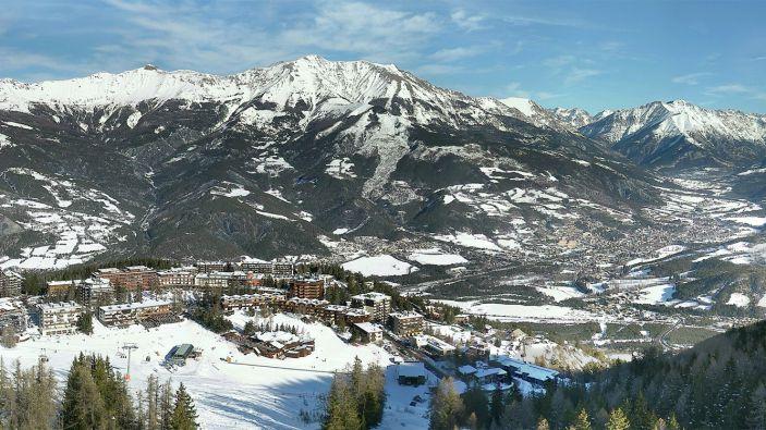 Wintersport Pra Loup