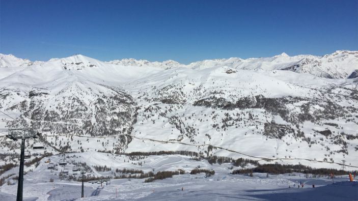Wintersport Pragelato
