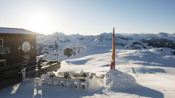 Wintersport Reith bei Kitzbühel