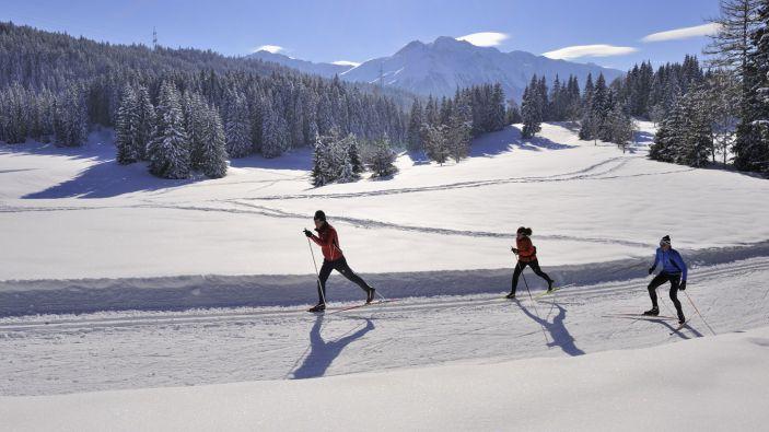 Wintersport Reith bei Seefeld