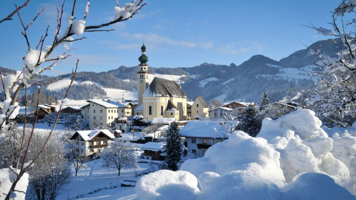 Wintersport Reith im Alpbachtal
