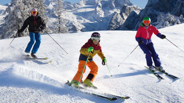 Wintersport in Russbach