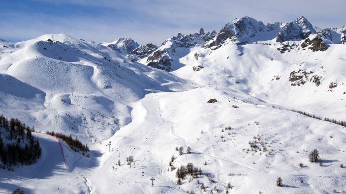Wintersport Saint-Chaffrey