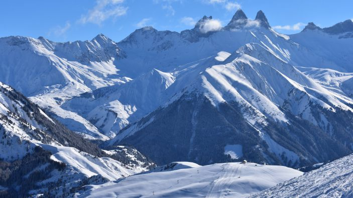 Wintersport Saint Colomban des Villards