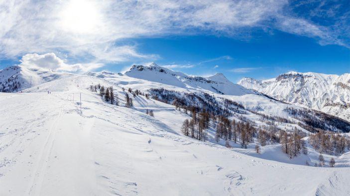 Wintersport Saint Etienne
