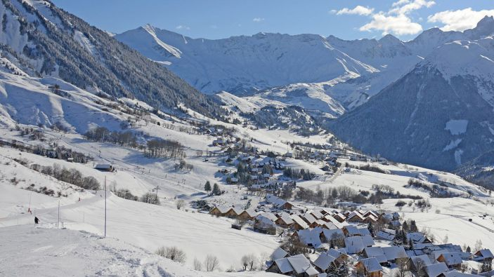 Wintersport Saint Jean d'Arves