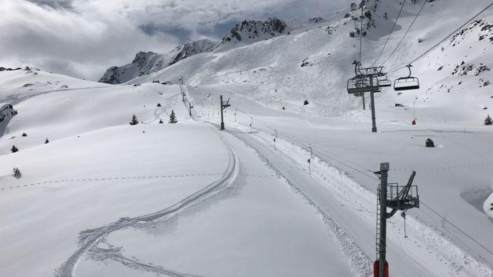 Wintersport - Saint Sorlin d'Arves